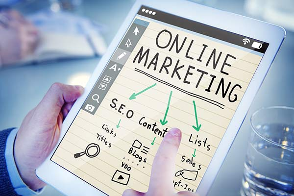 Online marketing and social media management